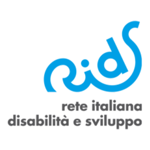 Logo RIDS: rete italiana disabilità e sviluppo