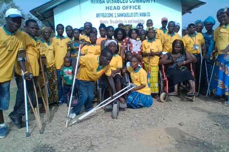 Persone disabili riunite nel progetto Disabilità e Start-up
