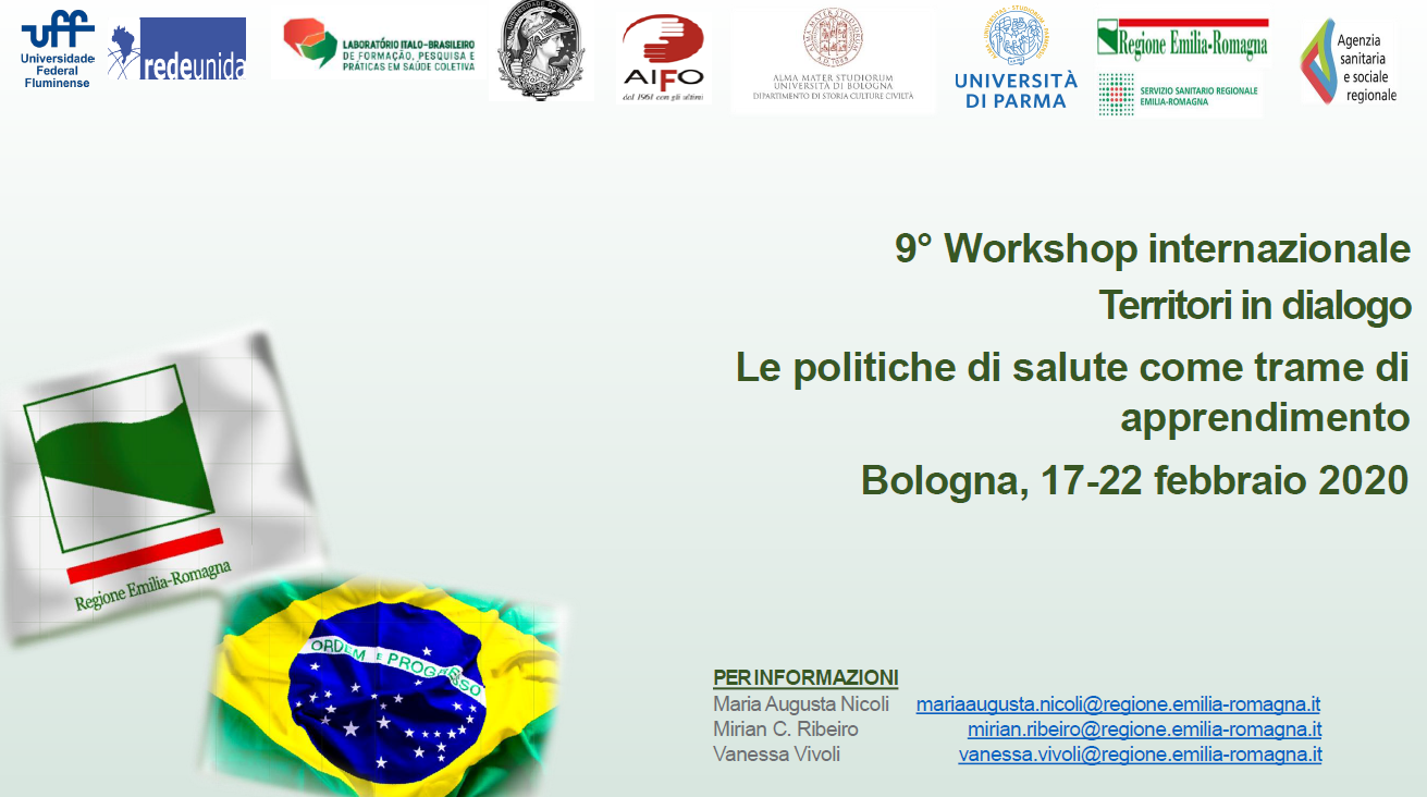 Volantino 9° workshop italo-brasiliano