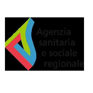 logo agenzia sanitaria e sociale regionale