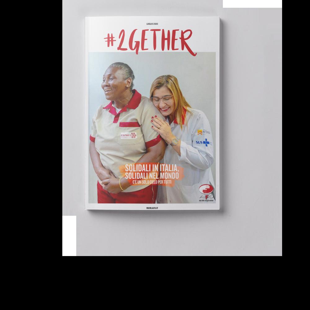 Immagine di copertina #2GETHER